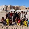 イエメン・ハドラマウト地方・シバーム周辺を散歩