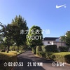 3′20″がジョグペース【走り込み期9-9-1】リディアード式(eA式)マラソントレーニング記録