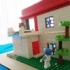ダイヤブロックで三階建てのお家を作ってみた話