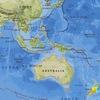 ニュージーランドと日本の地震の関連