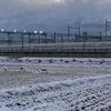 12月26日長野新幹線車両センターの状況