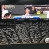【まよんぬがダーツ界初の快挙!!】札幌ドームで まよんぬ こと森田真結子プロが始球式