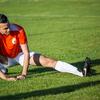 下肢の最大パワーと静的ストレッチ(静的ストレッチを行なうと筋の長さ-張力関係が乱れるため、筋の力発揮が減少する可能性があることを示した)