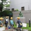 5年生:平洲記念館への道③