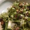 キャベツと里芋のサラダ