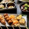 お手頃で美味しい!JR京都伊勢丹の行列人気店、炭火串焼き「こけこっこ」。