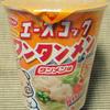 エースコック タテ型 ワンタンメン タンメン味