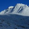 ◆Yさんより「新雪の鳥海山にて」