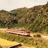 1992年秋の肥薩線 吉松行普通列車