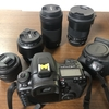カメラを抱えてオリエンテーリングに行くこと