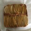 りんごでケーキ