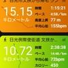 文挾から帰宅ランニング~1月3日~