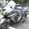 【Kawasaki ZZR1400】衝動買い
