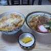 昭和の香りが漂う麺類食堂で、かつ丼を食べました @一宮市 大黒屋