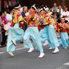 10:第50回善通寺まつり、総踊り大会写真@ゆうゆうロード(7月24日)