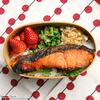 #733 鮭の味噌漬け焼き弁当