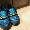 ボロボロになったウルトラマンの靴を捨てられない話