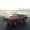 '69 Mercury Cougar Eliminatorに乗って、日が暮れるまで走る。