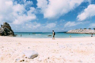 ひとりで海水浴に行ったっていいよね!そんな三日目。[沖縄一人旅#7]