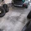 冬用タイヤに交換しました