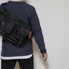 もうバッグなんて買わない①Fitdom大型多目的ウエストスリングバッグ