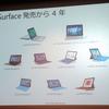 Surface発売から4年。Windows Phone発売から6年。Windows CE発売から20年。迷走するモバイル戦略。