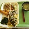 本日の食事(4月27日)