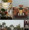 ●インドの旅9・アグラ「ジャイビーパレス」の朝食