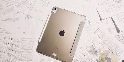 iPadのある大学生の1日の生活。用途・使い道の紹介、2018 iPad Pro 11インチを使って。