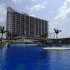 3月の沖縄でプールは泳げるのか? オキナワマリオットリゾートの場合