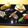 城崎温泉 西村屋ホテル招月庭  RICCAでディナー