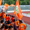 タイ・ジャパニーズ・スタジアムでサッカー観戦