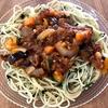 夏野菜を使ったおかず-サバ缶ラタトゥイユとなすといんげんの煮びたしのレシピです。