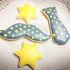 父の日のアイシングクッキーのデザインと作り方