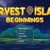 Harvest Island 小さな島で採集するシミュレーションゲーム