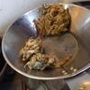 幸運な病のレシピ( 810 )昼:イワシ、イカ煮付け、ワカサギかき揚げ