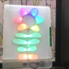 LEDテープで光るフラワーを作ってみた