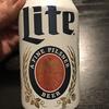 アメリカに3番目に飲まれているビール【Miller Lite】