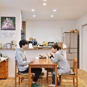 信頼できる担当者とつくる、デザインも資金計画も満足の二世帯住宅