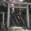 和歌山市堀止西[神明神社(しんめいじんじゃ)]までツーリング
