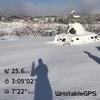 トレマン【初級】長野マラソン・30kmゆっくり★★ 改め SNOWスローランニング(?)