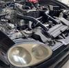 実家にあるカプチーノに中古のバッテリーを取りつけてエンジンをかけてみたら