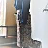おとなのゴブラン織りスカートを作ってみた。縫製編の後編。
