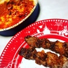 週末のおうちサイゼで念願のラムの串焼き「アロスティチーニ」を食しました