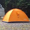 テントの防水性
