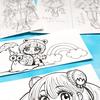 6/23(土)体験教室は「七夕短冊ぬり絵」やります!