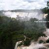 Cataratas Iguazu.