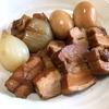 脂も美味しい豚の角煮・じゃがいもホクホク肉じゃが