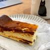 【豪徳寺】コトリベーカリーのバスク風チーズケーキ