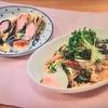 おびゴハン!【冷しゃぶとカリカリ梅のそうめん】【魚肉ソーセージのお揚げ巻き】レシピ
